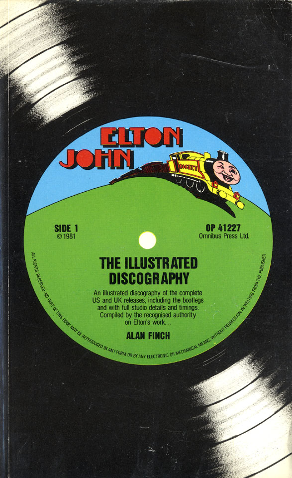 Elton John: the Illustrated Discography