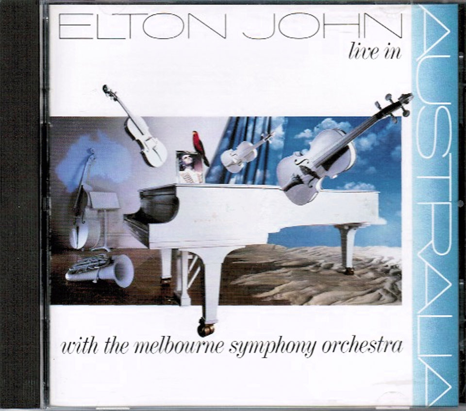 Elton John CD