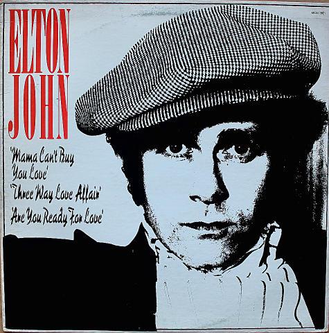 "Elton John Vinyl 12"" (Used)"