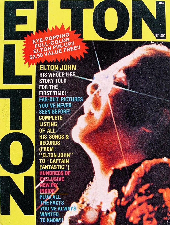 Elton Vol. 2 No. 1