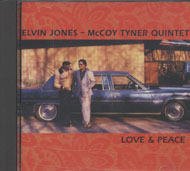 Elvin Jones - McCoy Tyner Quintet CD