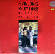 "Elvin Jones / McCoy Tyner Vinyl 12"" (Used)"