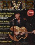 Elvis: 1971 Presley Album Magazine
