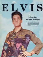 Elvis: Like Any Other Soldier Book