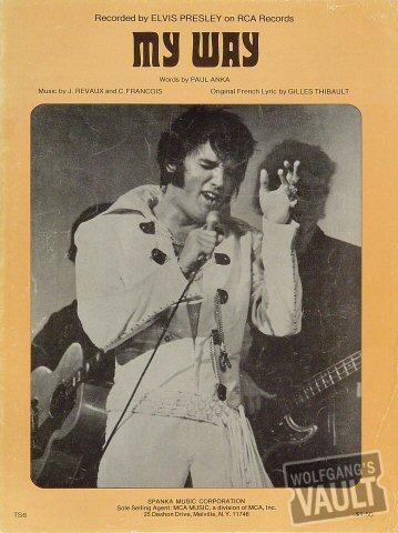 Elvis Presley Program
