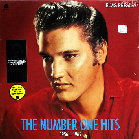 "Elvis Presley Vinyl 12"" (New)"