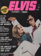Elvis... Yesterday... Today No. 1 Magazine