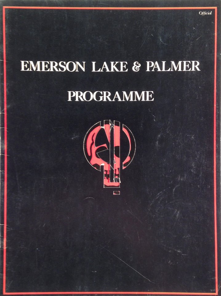 Emerson, Lake & Palmer Program