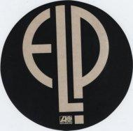Emerson, Lake & Palmer Sticker