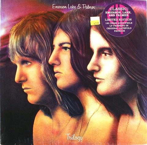 "Emerson, Lake & Palmer Vinyl 12"" (New)"