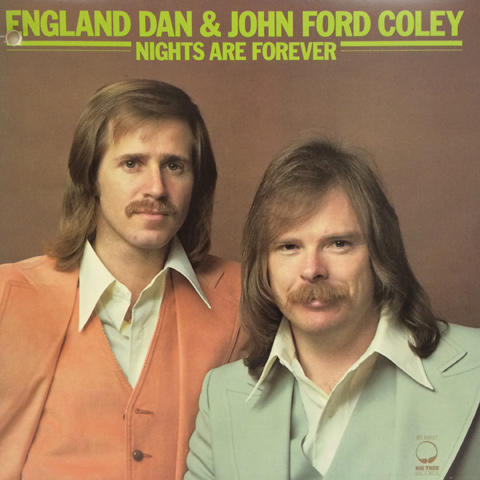"England Dan & John Ford Coley Vinyl 12"" (New)"