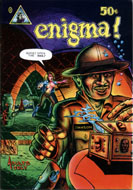 Enigma! Comic Book