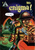 Enigma! Comic Book