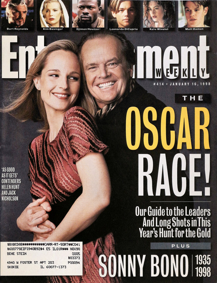 Entertainment Weekly #414