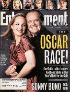 Entertainment Weekly #414 Magazine