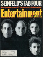 Entertainment Weekly Issue No. 165 Magazine