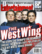 Entertainment Weekly Issue No. 527 Magazine