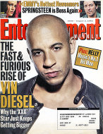 Entertainment Weekly Issue No. 665 Magazine