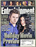 Entertainment Weekly Issue No. 682 Magazine