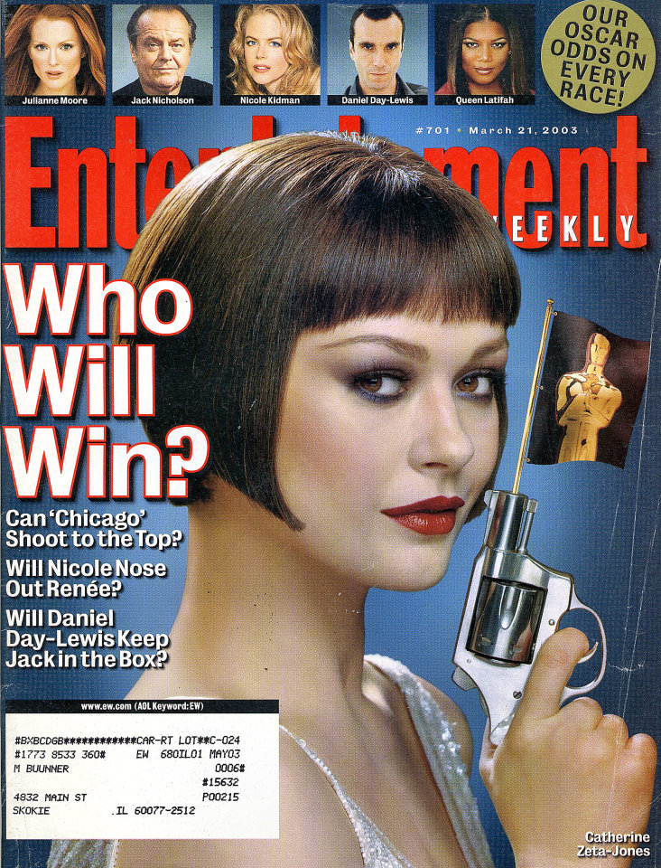 Entertainment Weekly Issue No. 701