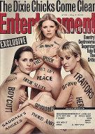 Entertainment Weekly May 2, 2003 Magazine