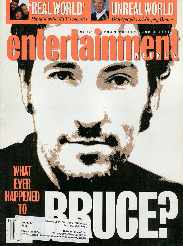 Entertainment Weekly No. 121