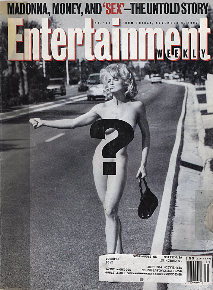 Entertainment Weekly No. 143