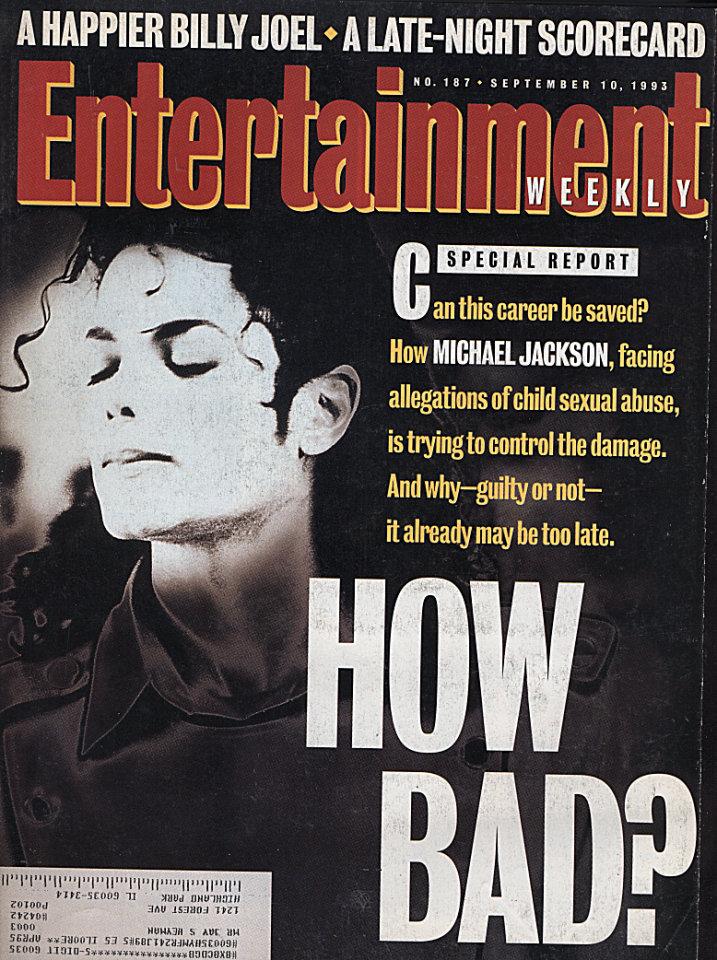 Entertainment Weekly No. 187