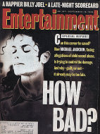 Entertainment Weekly No. 187 Magazine