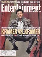 Entertainment Weekly No. 189 Magazine