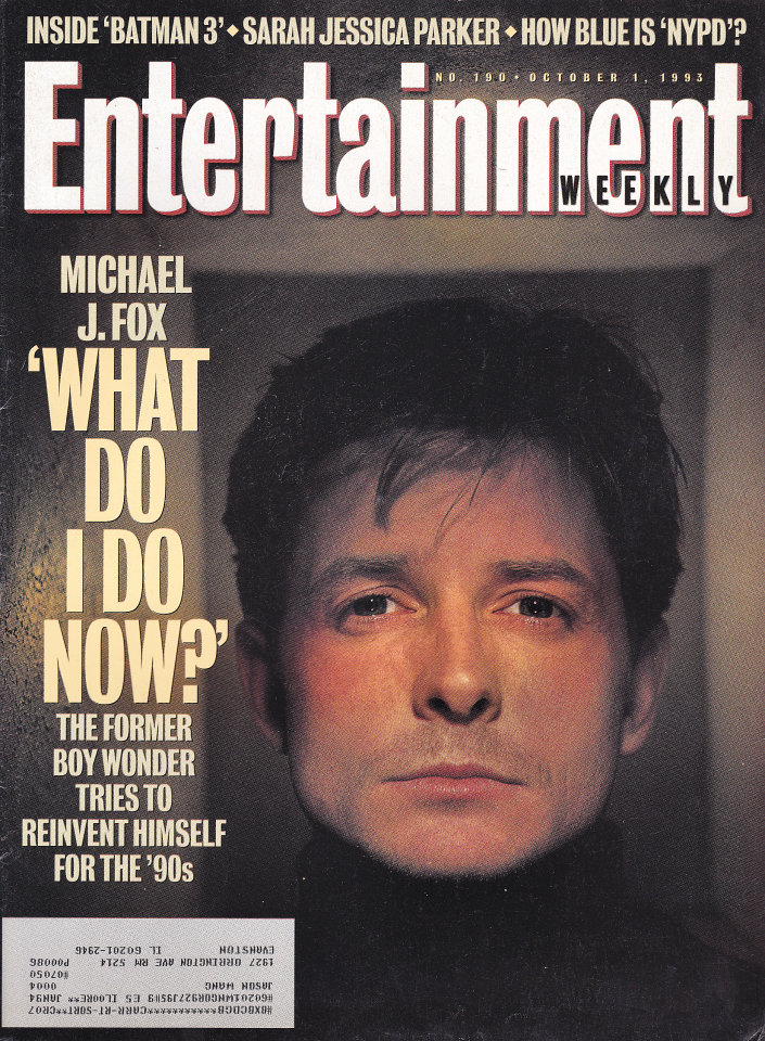 Entertainment Weekly No. 190