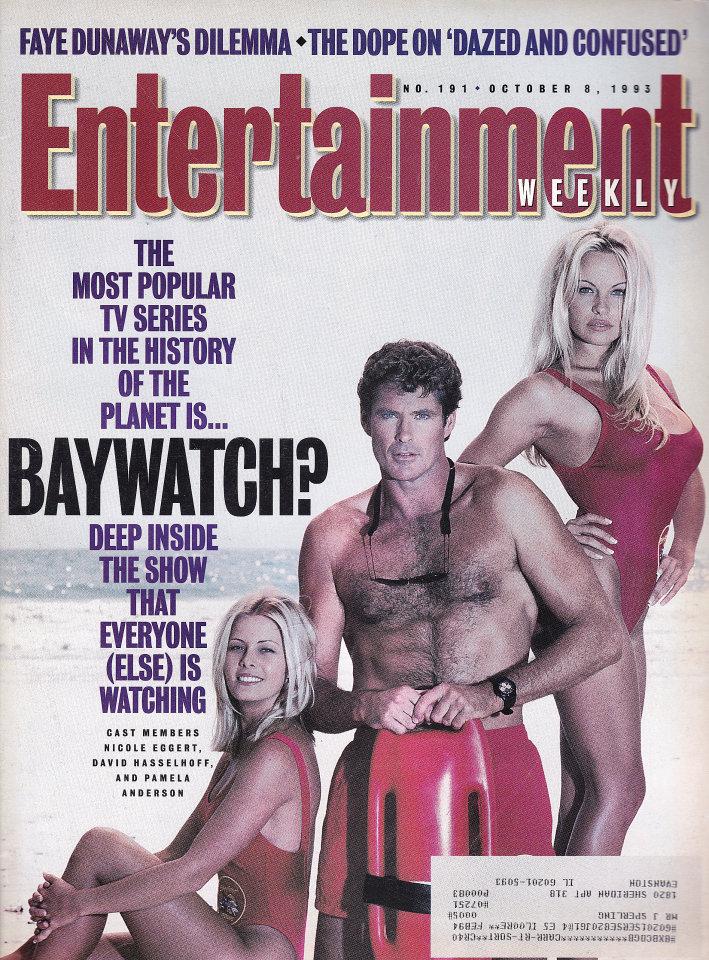 Entertainment Weekly No. 191