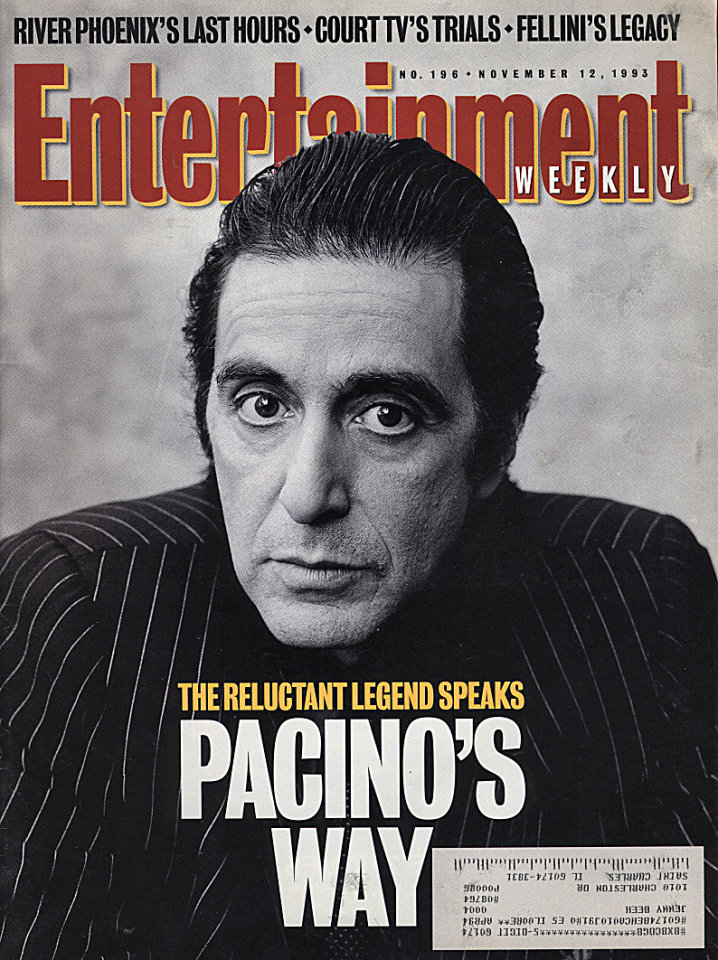 Entertainment Weekly No. 196