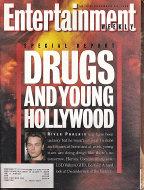 Entertainment Weekly No. 198 Magazine
