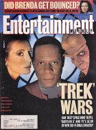 Entertainment Weekly No. 205 Magazine