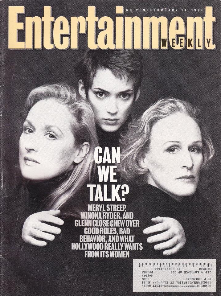 Entertainment Weekly No. 209