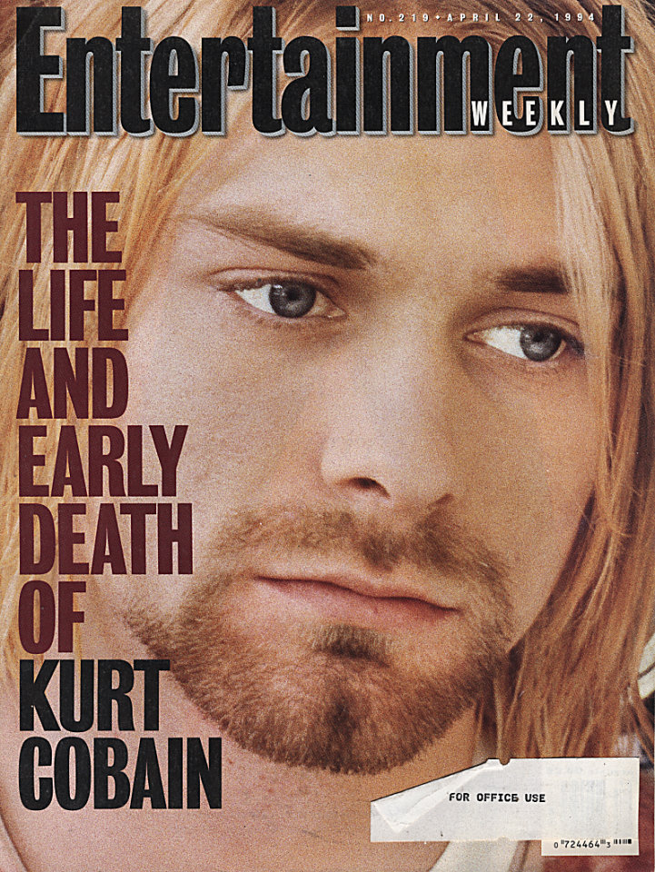Entertainment Weekly No. 219