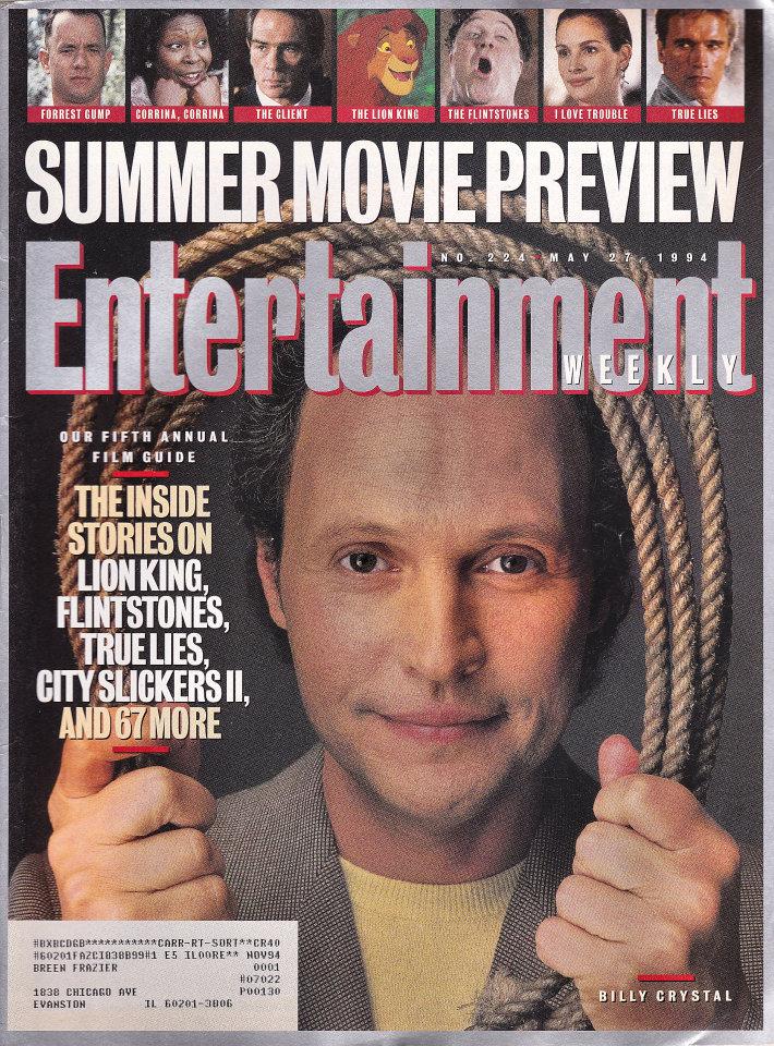 Entertainment Weekly No. 224