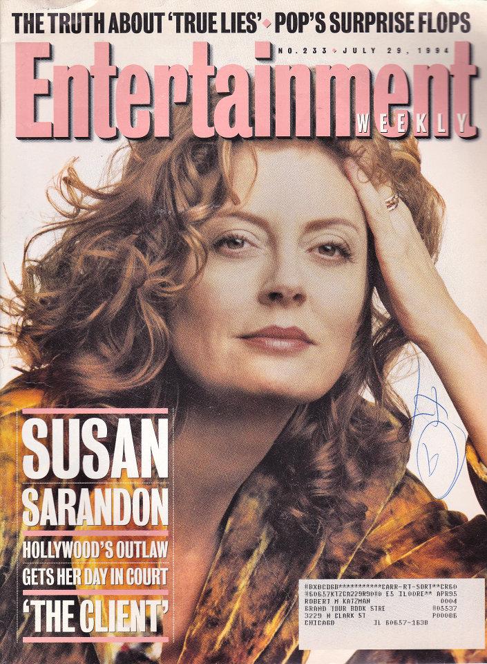 Entertainment Weekly No. 233