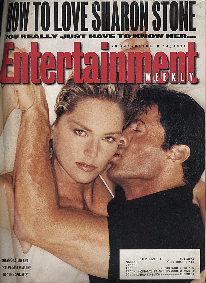 Entertainment Weekly No. 244