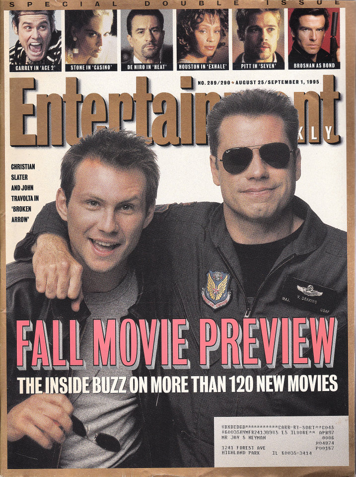 Entertainment Weekly No. 289 / 290