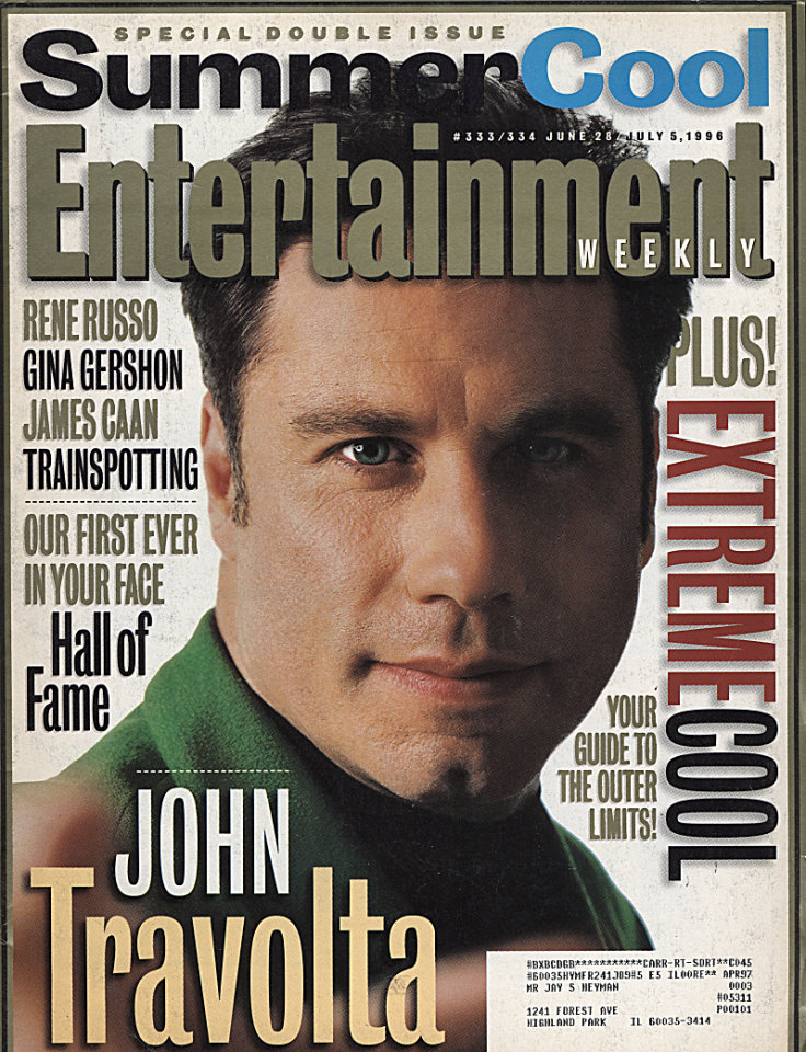 Entertainment Weekly No. 333 / 334