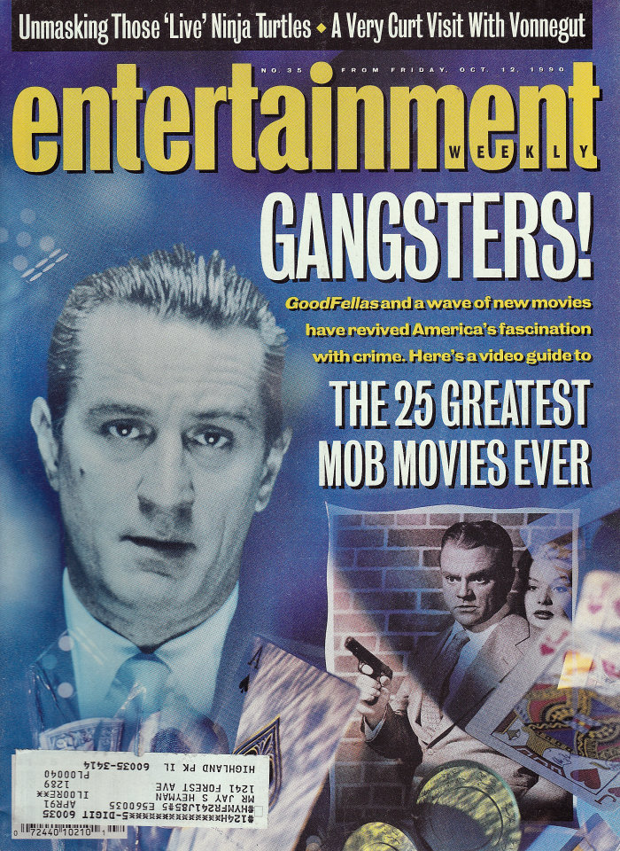 Entertainment Weekly No. 35
