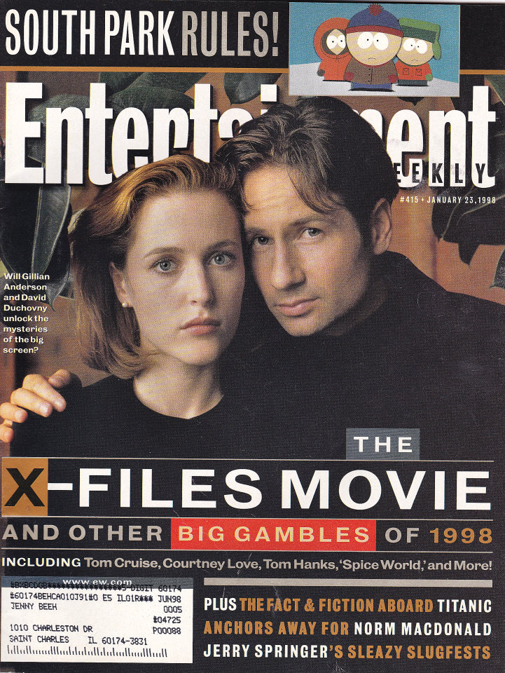 Entertainment Weekly No. 415