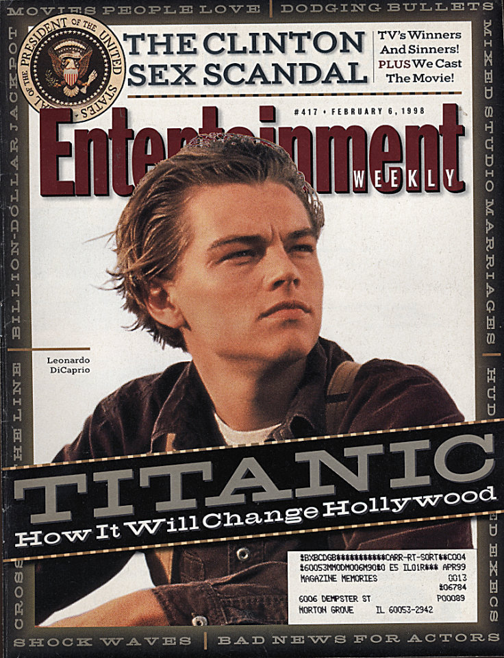 Entertainment Weekly No. 417
