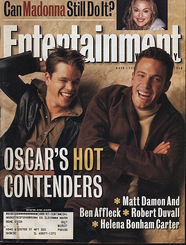 Entertainment Weekly No. 418