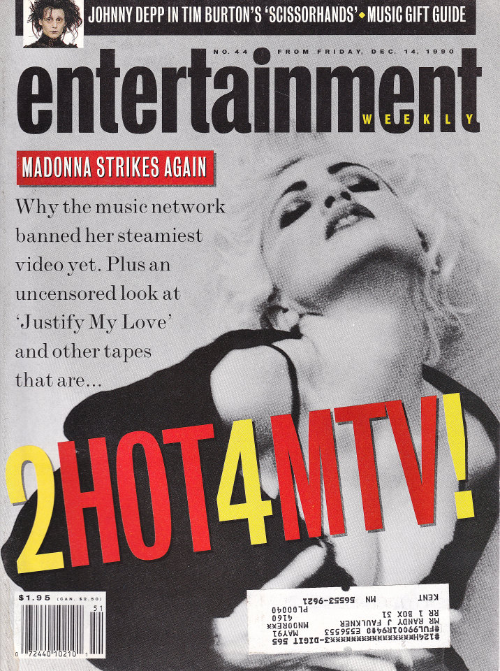 Entertainment Weekly No. 44