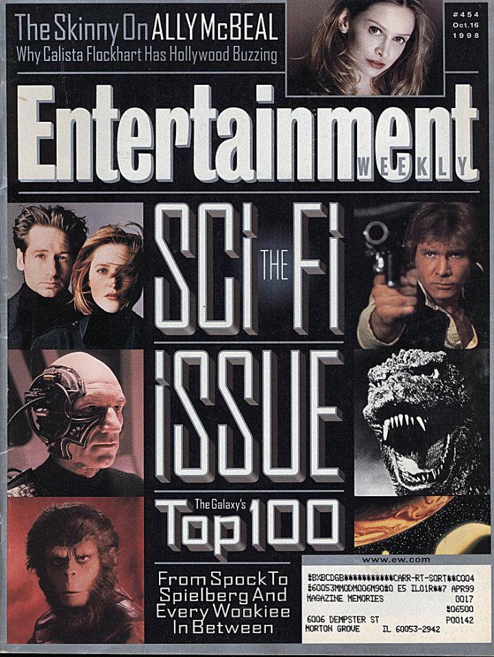 Entertainment Weekly No. 454