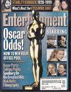 Entertainment Weekly No. 477 Magazine