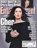 Entertainment Weekly No. 482 Magazine